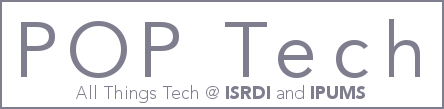 ISRDI IT Blog –